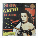 VA. LP - ✱✱ SLOW GRIND FEVER Vol.4 ✱✱ - Superb Popcorn R&B Compilation!!!!!!!!